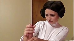 Princess Leia..